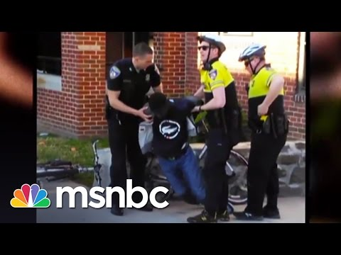 Timeline of Freddie Gray's Death In Baltimore | msnbc