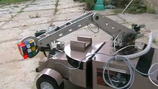Internet controlled vehicle, Project Prometheus by Ádám Orosz  on YouTube