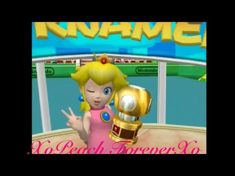 Another one of my princess peach music videos 💖💗