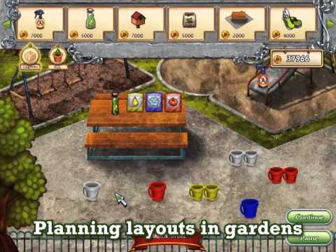 Garden Dash for iPad