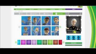 XBox Live Avatar Gamer-pic changer on Computer
