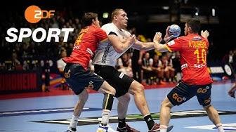 Spanien - Lettland 33:22 - Highlights | Handball-EM 2020 - ZDF