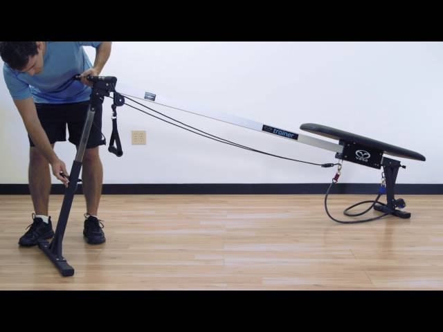 Vasa Trainer - Built In Total Body Strength for Athletes, Fitness & PT Rehab