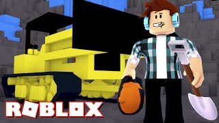 ROBLOX-I'm going to DIG the BIGGEST HOLE in the WORLD!!