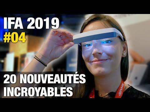 IFA 2019 #4 - 20 nouveautés incroyables !