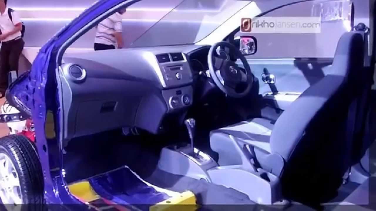 Daihatsu Ayla Mobil Murah LGCG Indonesia Spesifikasi N Harga YouTube
