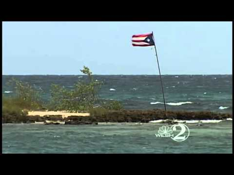 Puerto Ricans vote on statehood