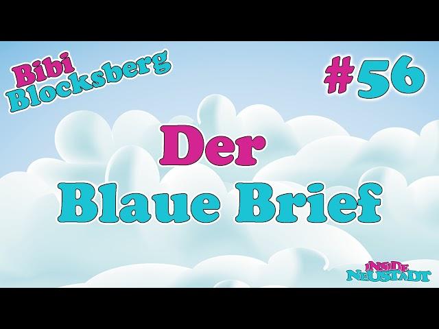 Inside Neustadt #56 Der Blaue Brief