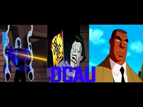 All deaths in the DCAU