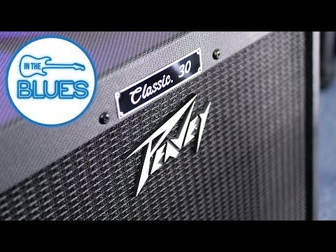 Peavey Classic 30 Guitar Amplifier (Made in the USA)