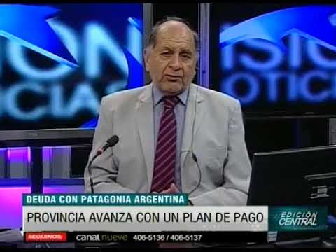 Provincia Avanza Con Un Plan De Pago De Deuda Con Patagonia Argentina