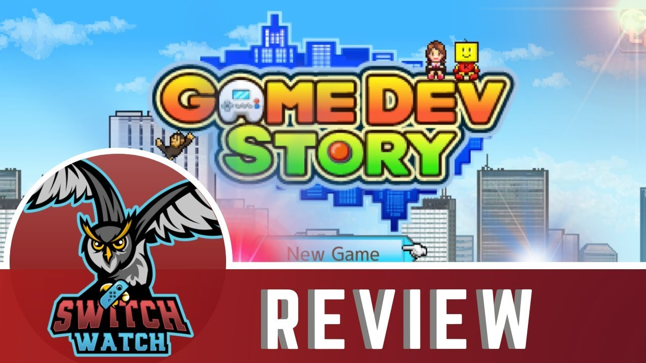 Game Dev Story Nintendo Switch Review – A Legendary Mobile Game