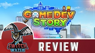 Game Dev Story Nintendo Switch Review - A Legendary Mobile Game