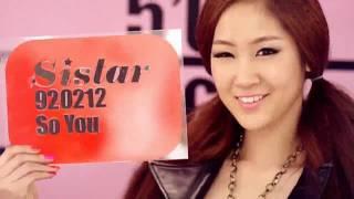 Download Lagu [MV/HD] 씨스타 (Sistar) - Push Push (푸쉬푸쉬) [K-Pop June 2010] mp3