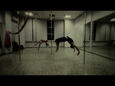 Tatyana Gordiyenko & Dmitry Fedotov. Pole Dance. Kharkov. PoleAction