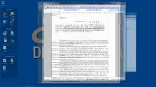 .pdf file?  Watch how easy it is to use Corel WordPerfect Office to open and edit a pdf file.