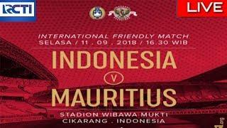 Jadwal Pertandingan Indonesia vs Mauritius U23