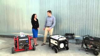 видео О дизельных электрогенераторах