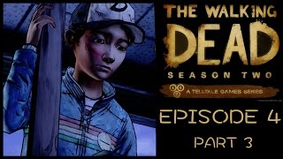 MD Plays Walking Dead S2 EP4: Doing The Birds & The Bees! (3/3)