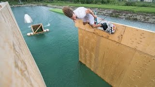 Is This the Future of Wakeboarding? - Beyond Perception w/ Raph Derome