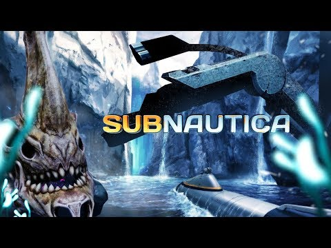 Subnautica - FINISHED ARCTIC DLC CREATURES! - New DLC Vehicles & Arctic Biome Preview - 1.0 Gameplay