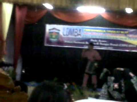 Lagu Kerinci - Hatai Puteh (Voc.Sabri Hidayat Juara 1 Lomba Lagu Daerah Kota Sungai Penuh)