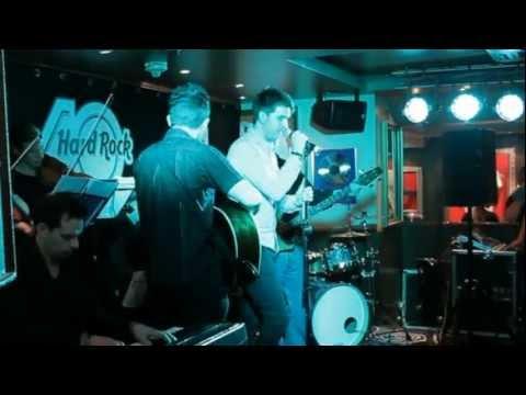 Hard Rock Cafe London - Aardvark.com Launch Party W/The 9ines