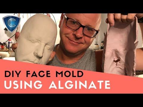 DIY Face Cast