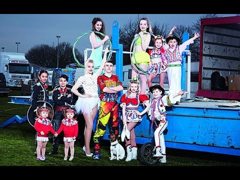 Circus Kids: Our Secret World Channel 5 Interview - Review Planet Cirus OMG