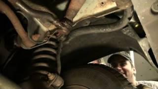 Grand Cherokee Steering Linkage Repair - Ericthecarguy
