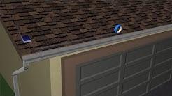 Residential Bird Control Solutions Install Procedure
