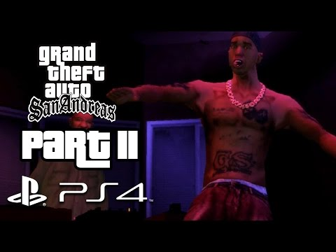Grand Theft Auto San Andreas PS4 Gameplay Walkthrough Part 11 - HOUSE PARTY (GTA San Andreas PS4)