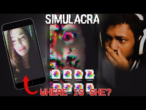 I FOUND A CELL PHONE.. WHAT HAPPENED TO HER!? | Simulacra Ga