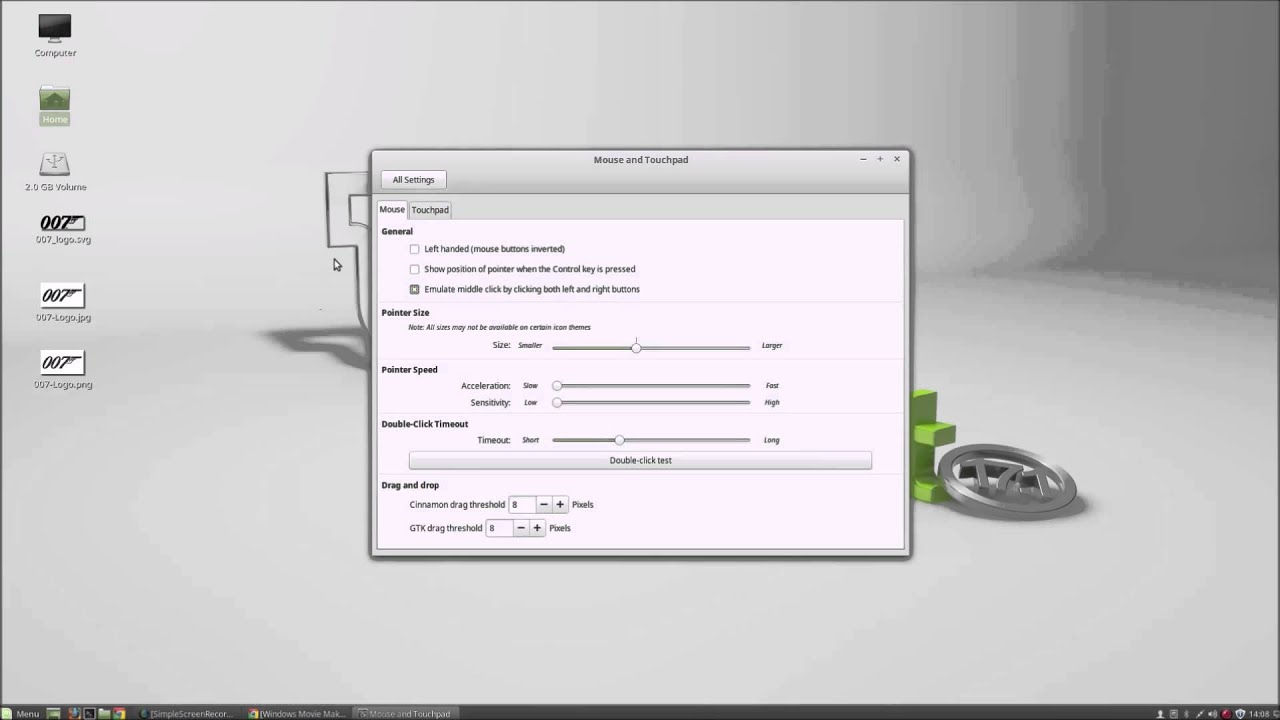 How To Disable Touchpad in Mint Linux 17