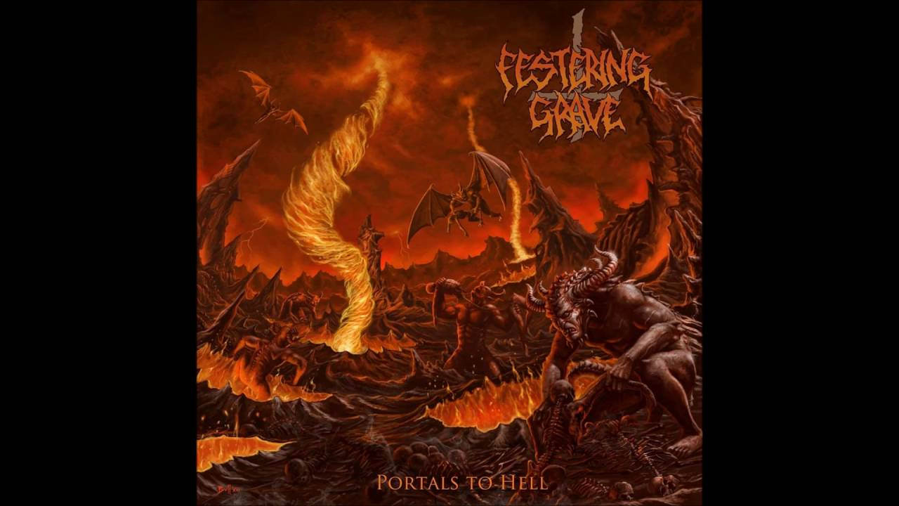 Festering Grave - Witching Hour - YouTube