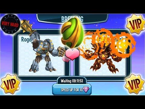 How To Breed Rockantium Legendary Combat Monster Legends