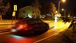 SCARY MANNEQUIN PRANK ON RANDOM CARS AT NIGHT (GONE WRONG // BAD IDEA)