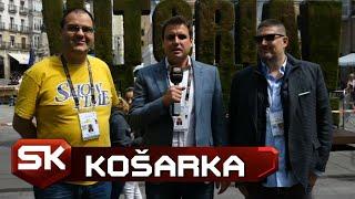 Sport Klub u Vitoriji   Najavljujemo Fajnal For Evrolige   SPORT KLUB Košarka