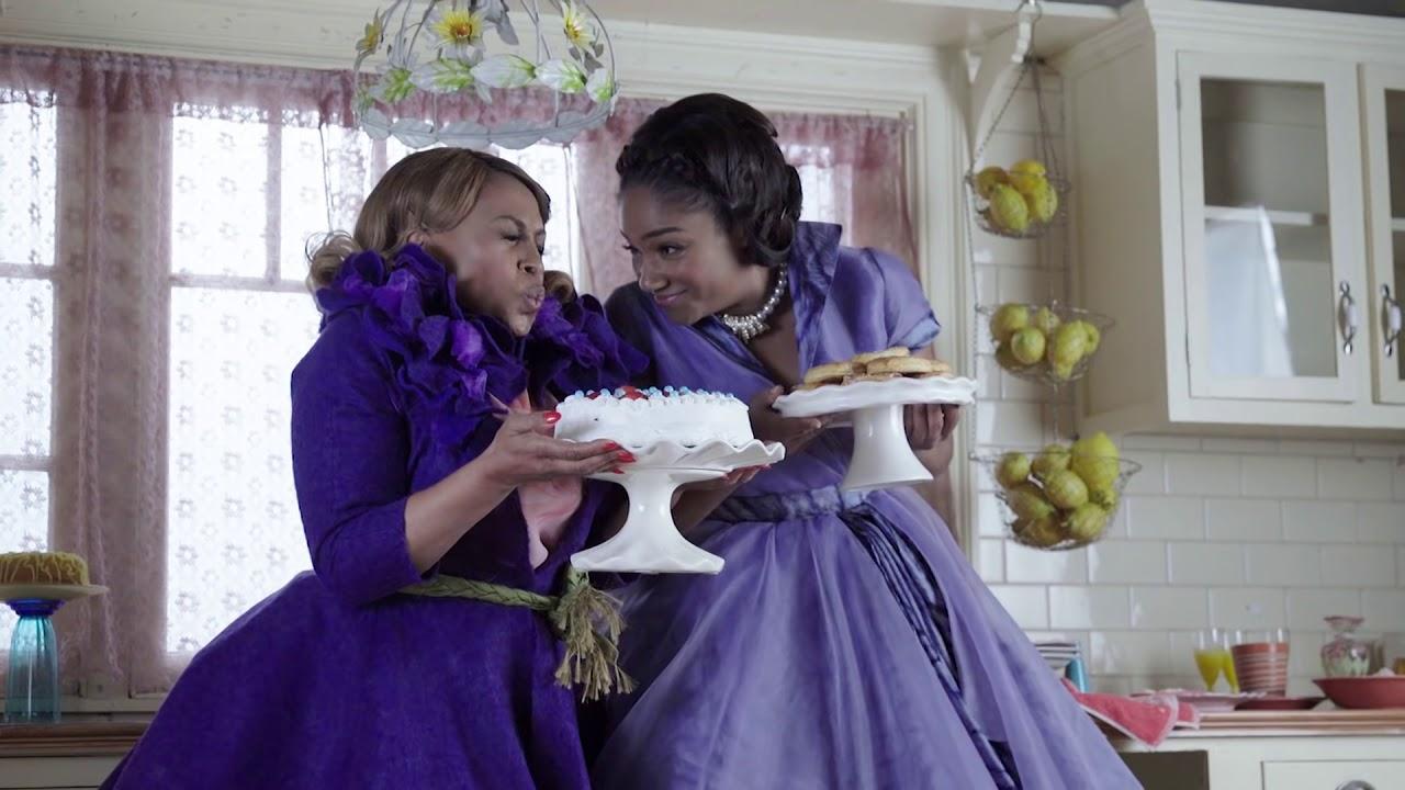"Download Tiffany Haddish & Jenifer Lewis SLAYING on Set in EPISODE 5 of ""MAKING FORBIDDEN: TODRICK HALL"""