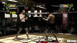 Supremacy MMA Demo Gameplay (HD 1080p)