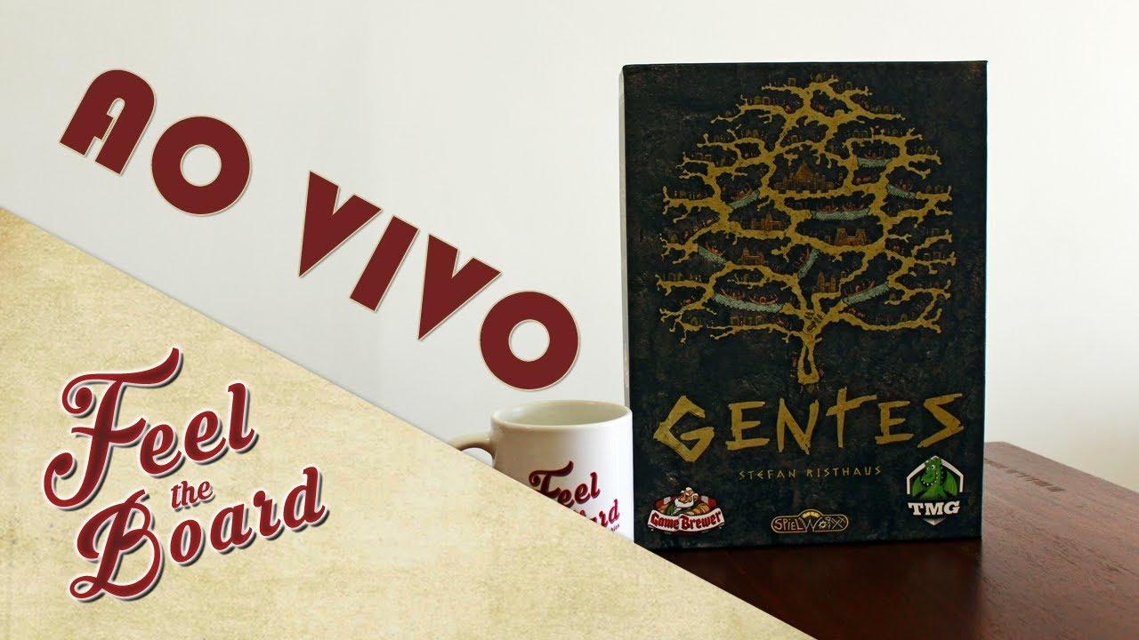GENTES Partida SOLO | AO VIVO