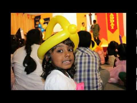El-Shaddai Ministries Singapore - Children's Day Carnival 2013