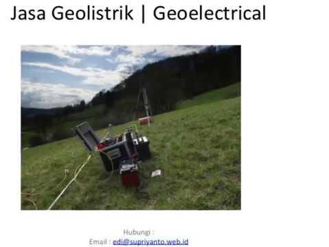 Jasa Geolistrik | Geo Electric Kabupaten Luwu-Belopa Sulawesi Selatan
