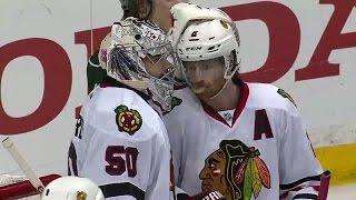 Postgame Recap: Blackhawks vs Wild - Game 4