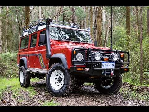 ARB Off Road Icons - Land Rover Defender 110 Post Build