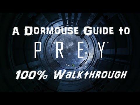 Prey - 100% Walkthrough - Part 7: Crew Quarters thumbnail