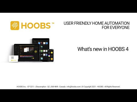 What's new in HOOBS 4