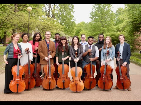 University of Memphis Cello Studio Introduction