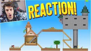 REAZIONE: SkyBlock - Minecraft Animation 11
