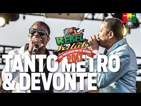 Tanto Metro & Devonte Live at Rebel Salute 2017